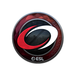 compLexity Gaming (Foil) | Katowice 2019