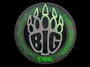 Sticker | BIG (Holo) | Katowice 2019
