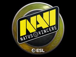 Наклейка | Natus Vincere | Катовице 2019
