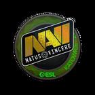 Sticker | Natus Vincere (Holo) | Katowice 2019