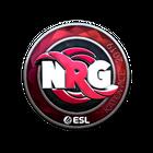 Sticker   NRG (Foil)   Katowice 2019