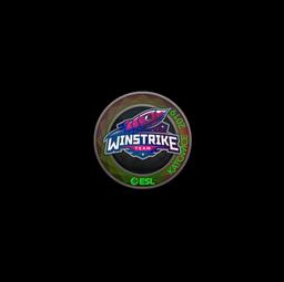 Sticker | Winstrike Team (Holo) | Katowice 2019