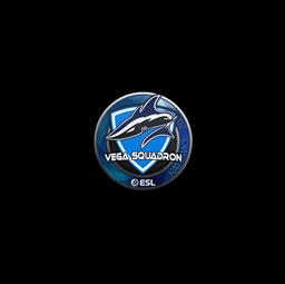 Sticker | Vega Squadron | Katowice 2019