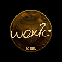 woxic (Gold) | Katowice 2019