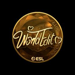 WorldEdit (Gold) | Katowice 2019