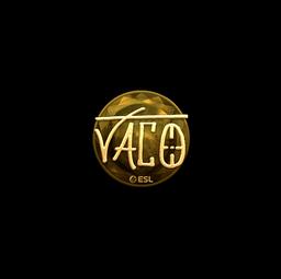 Sticker | TACO (Gold) | Katowice 2019