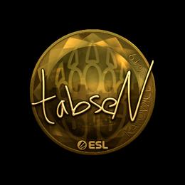 tabseN (Gold) | Katowice 2019