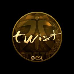 twist (Gold) | Katowice 2019