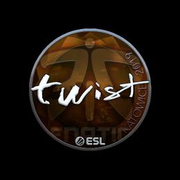 twist (Foil) | Katowice 2019