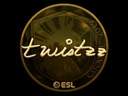 Twistzz | Katowice 2019