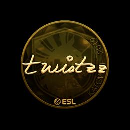 Twistzz (Gold) | Katowice 2019