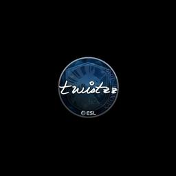 Sticker | Twistzz (Foil) | Katowice 2019