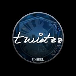 Twistzz (Foil) | Katowice 2019