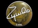 Sticker | ZywOo | Katowice 2019