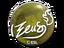 Sticker | Zeus | Katowice 2019