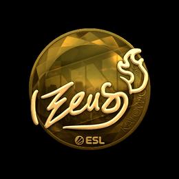 Zeus (Gold) | Katowice 2019
