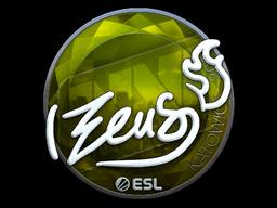 Zeus | Katowice 2019