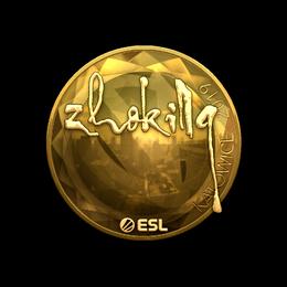 zhokiNg (Gold) | Katowice 2019