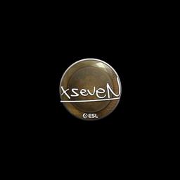 Sticker | xseveN | Katowice 2019