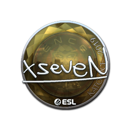 xseveN (Foil) | Katowice 2019