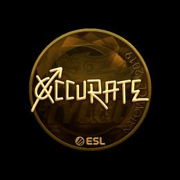xccurate (Gold) | Katowice 2019