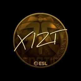 Xizt (Gold) | Katowice 2019
