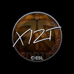 Xizt (Foil) | Katowice 2019