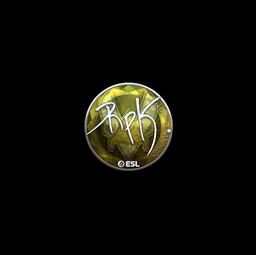 Sticker | RpK (Foil) | Katowice 2019