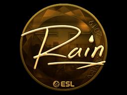 rain | Katowice 2019