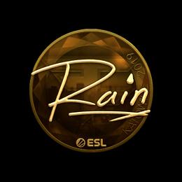 rain (Gold) | Katowice 2019