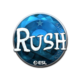 RUSH (Foil) | Katowice 2019