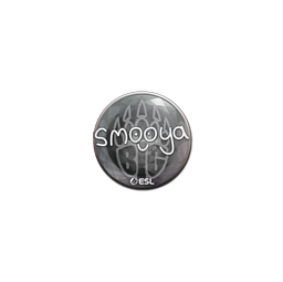 Sticker | smooya | Katowice 2019