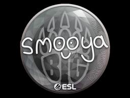 Наклейка | smooya | Катовице 2019