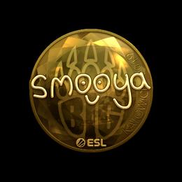 smooya (Gold) | Katowice 2019