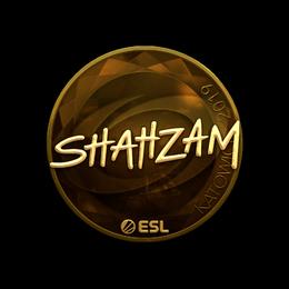 ShahZaM (Gold) | Katowice 2019