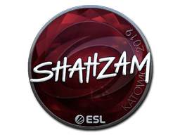 ShahZaM | Katowice 2019