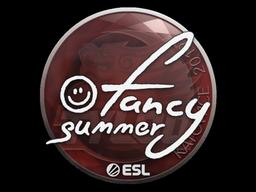 Sticker | Summer | Katowice 2019