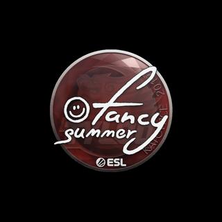 Sticker   Summer   Katowice 2019