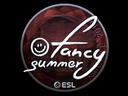 Sticker | Summer (Foil) | Katowice 2019