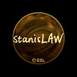 stanislaw (Gold) | Katowice 2019