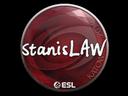 Sticker | stanislaw | Katowice 2019