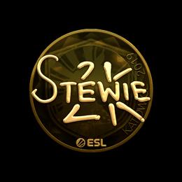 Stewie2K (Gold) | Katowice 2019
