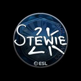 Stewie2K (Foil) | Katowice 2019