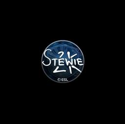 Sticker | Stewie2K (Foil) | Katowice 2019