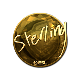 sterling (Gold) | Katowice 2019