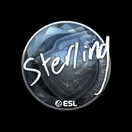 sterling (Foil) | Katowice 2019
