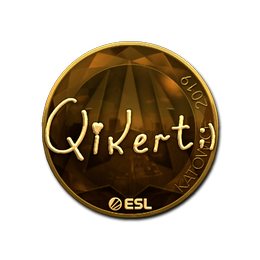 qikert (Gold) | Katowice 2019