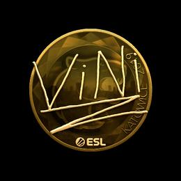 VINI (Gold) | Katowice 2019