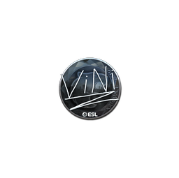 Sticker | VINI (Foil) | Katowice 2019