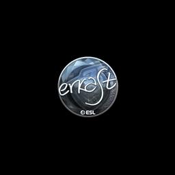 Sticker | erkaSt (Foil) | Katowice 2019